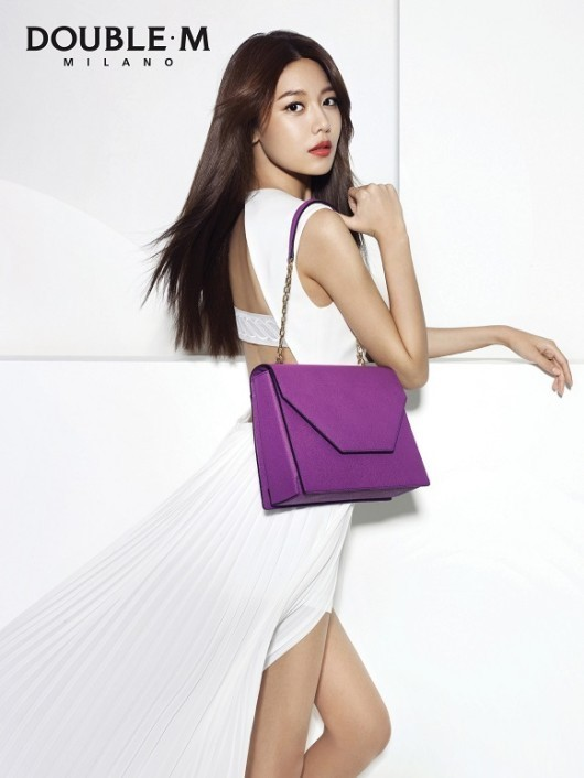 sooyoung double m