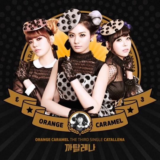 Oranage Caramel - Catallena
