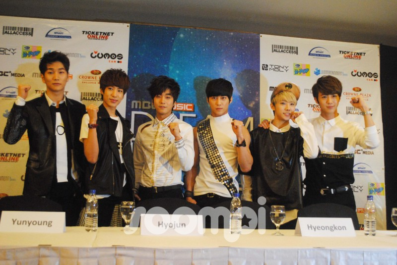 [Soompi Spotlight] Block B and A-JAX Share Their Excitement for Performing for the Dream K-Pop Fantasy Concert 2 in Manila