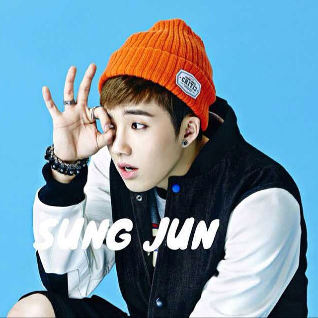 Boys Republic Sung Jun