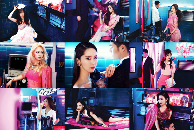 "Girls' Generation ""Mr.Mr"""