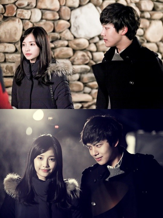 Ha Yeon Soo and Yeo Jin Goo