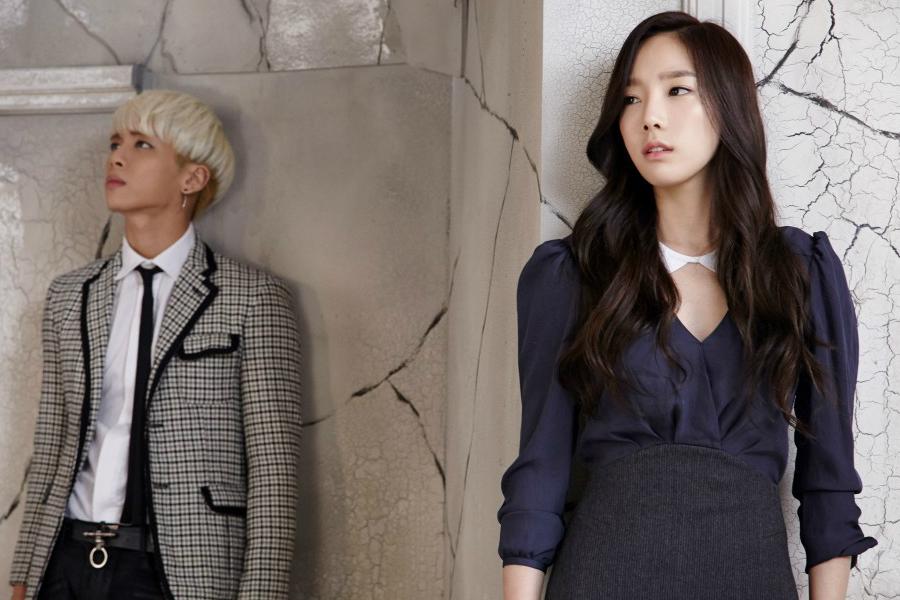Jonghyun and Taeyeon