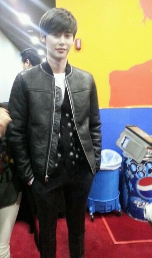 Lee Jong Suk Black Hair