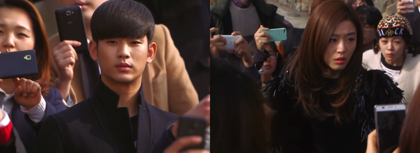 Min Joon Crowd