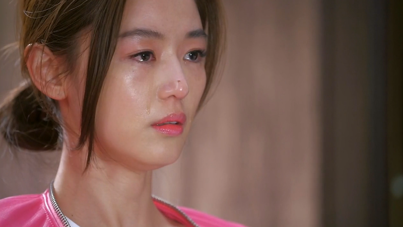 Song Yi Cry