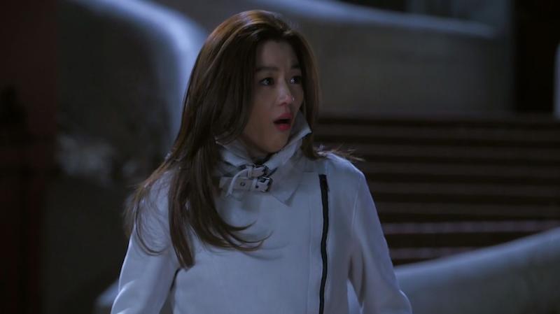 Song Yi Shock