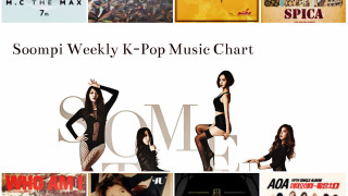 Soompi weekly K-pop music chart feb week 3