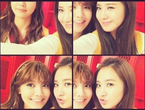 Sooyoung and Yuri