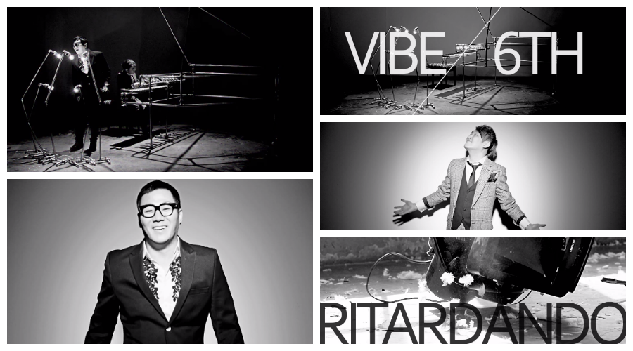 "Vibe 6th Album ""Ritardando"""