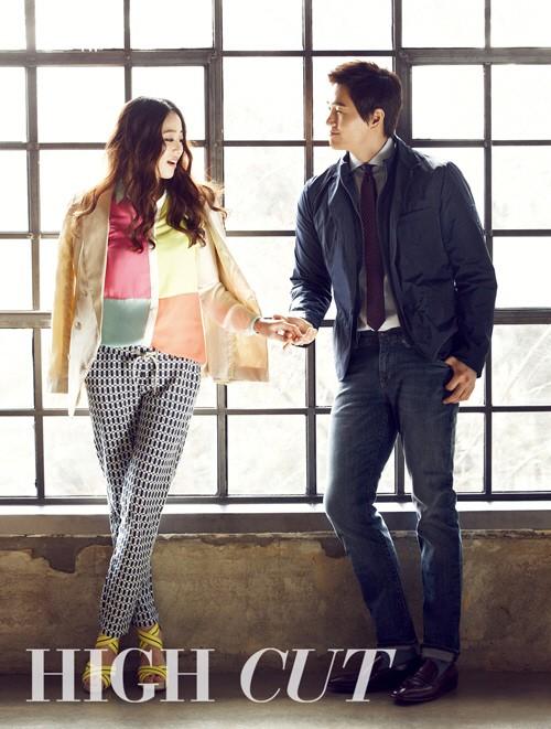 Yoo Ji Tae and Kim Hyo Jin 2
