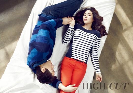 Yoo Ji Tae and Kim Hyo Jin 3