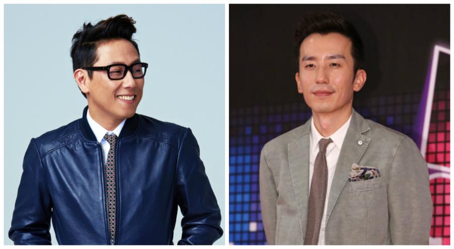 Yoon Jong Shin and Yoo Hee Yeol