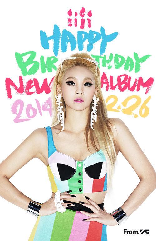 cl birthday yg poster
