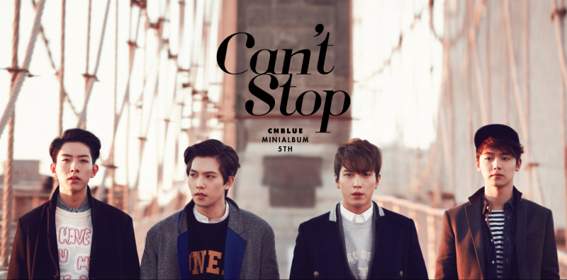 cnblue cant stop teaser beforesunset