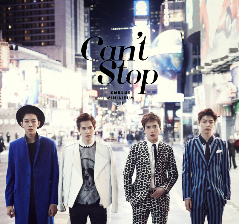 cnblue cant stop teaser timess