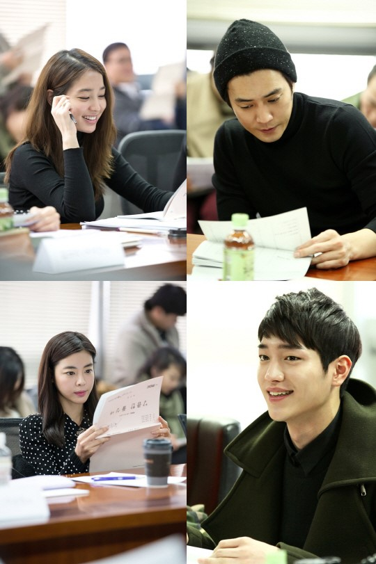 cunning single lady script reading 020214