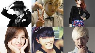 K-Pop March Birthdays