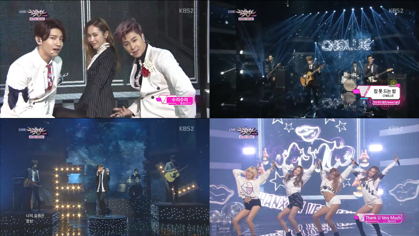 Music Bank 2/28/14