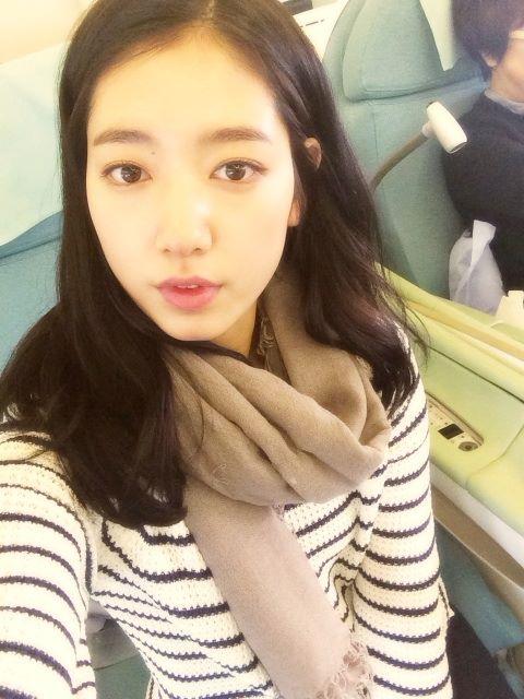 park shin hye jeju