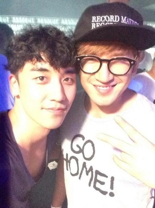 Seungri, Lee Min Woo