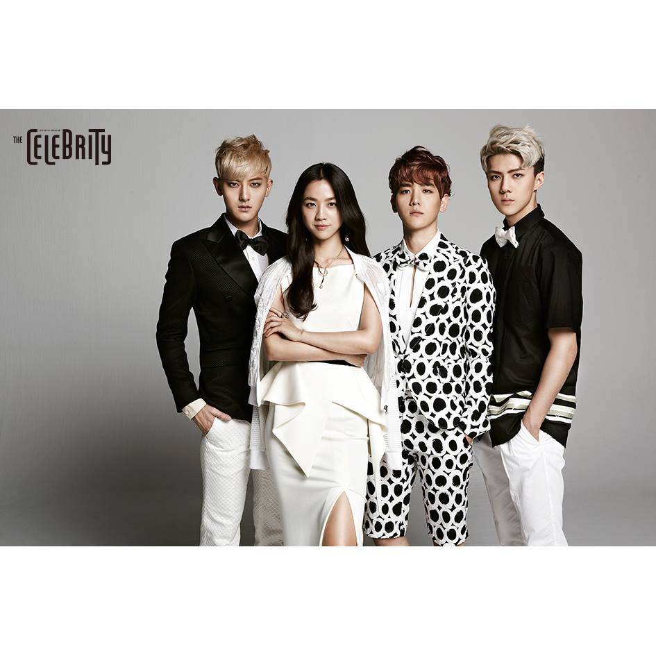the celebrity exo tang wei 1