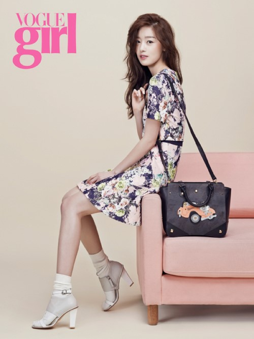 vogue girl 0214 hansunhwa