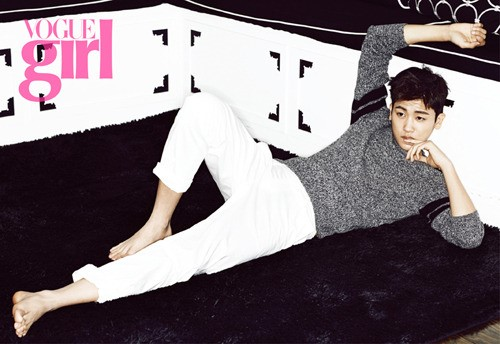 vogue girl 0214 parkhyungshik