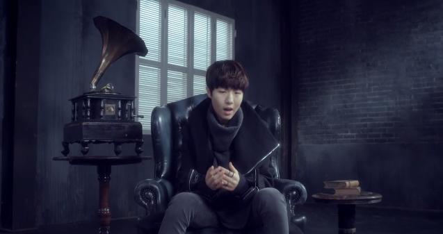 yoo seung woo hesitating lips mv