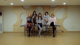 """4MINUTE - """"Whatcha Doin' Today"""" Choreography Practice Video"""