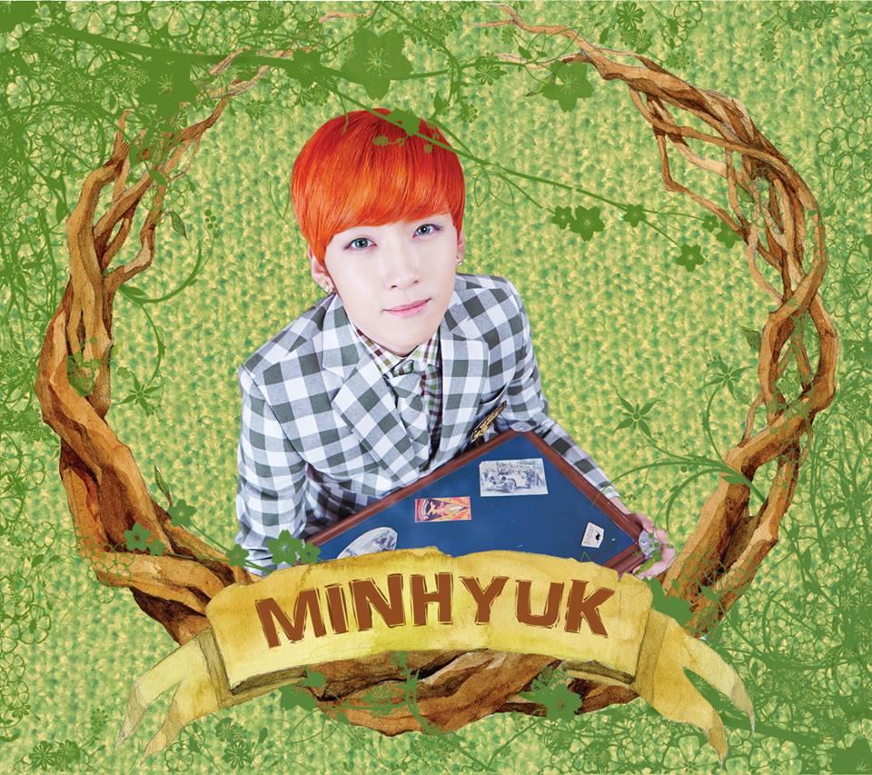 A-Prince Min Hyuk