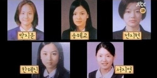 Five Beauties of Gangnam