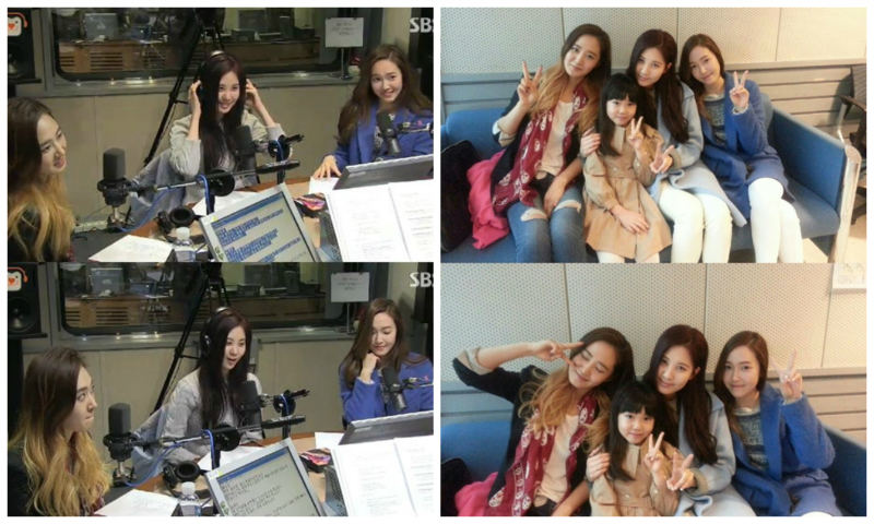 "Girls' Generation on ""Kim Chang Ryul's Old School"""