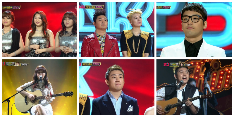 """K-Pop Star 3"" Top 4"
