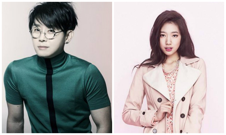 Lee Seung Hwan and Park Shin Hye