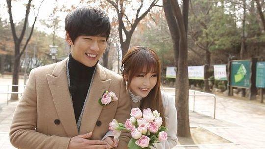 """We Got Married"" Nam Goong Min and Hong Jin Young"