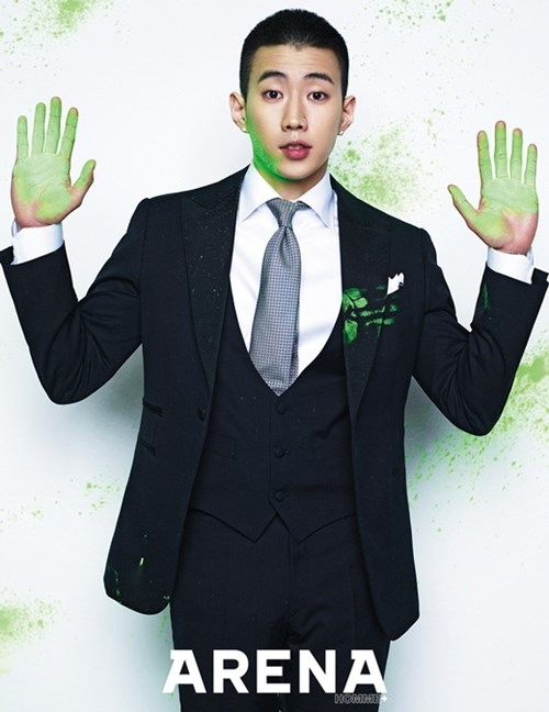 arena april 2014 jay park 2