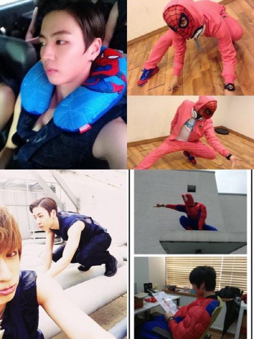 chanyong_spiderman