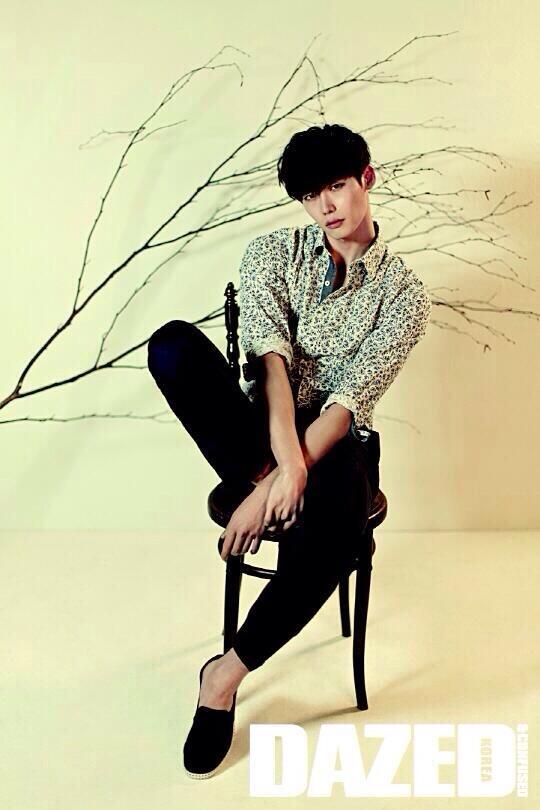 dazed and confused april 2014 lee jong suk 3