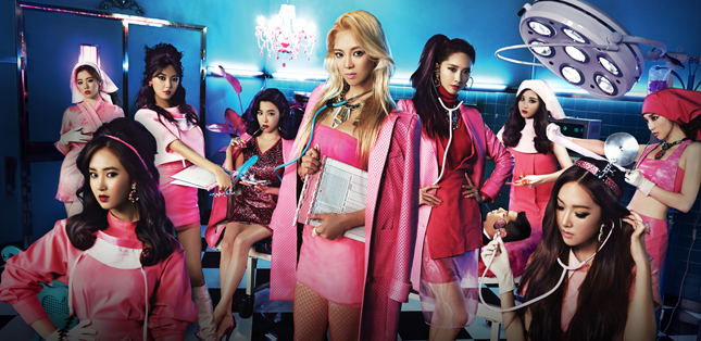 "Girls Generation ""Mr. Mr."""