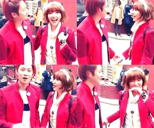 Heechul and puff dating