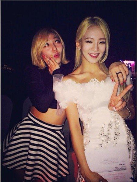 hyoyeon min instagram
