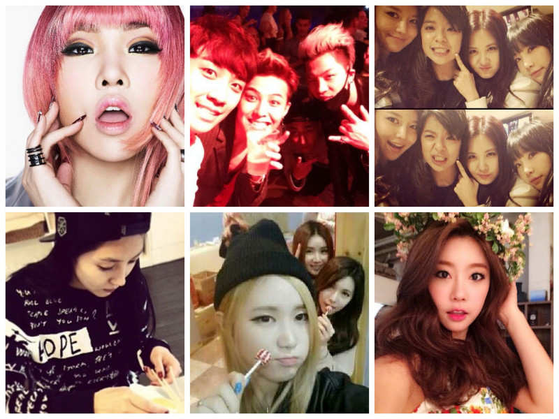 I Heart It: K-Pop Instagrams (Mar. 9 – 15)