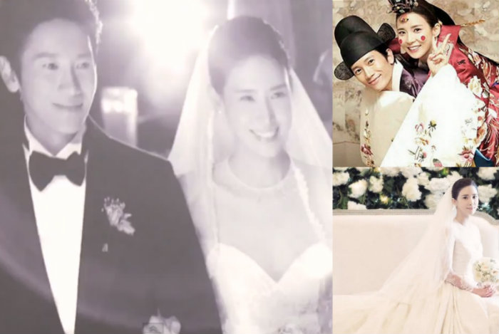 My daughter seo young wedding gifts