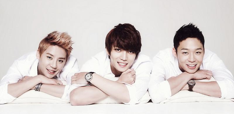 Kim Junsu, Kim Jaejoong, Park Yoochun