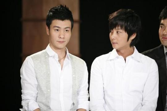 shinhwa hyesung manager tae hak