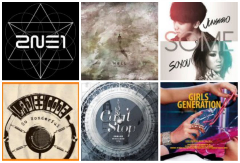 soompi weekly kpop music chart march week 3