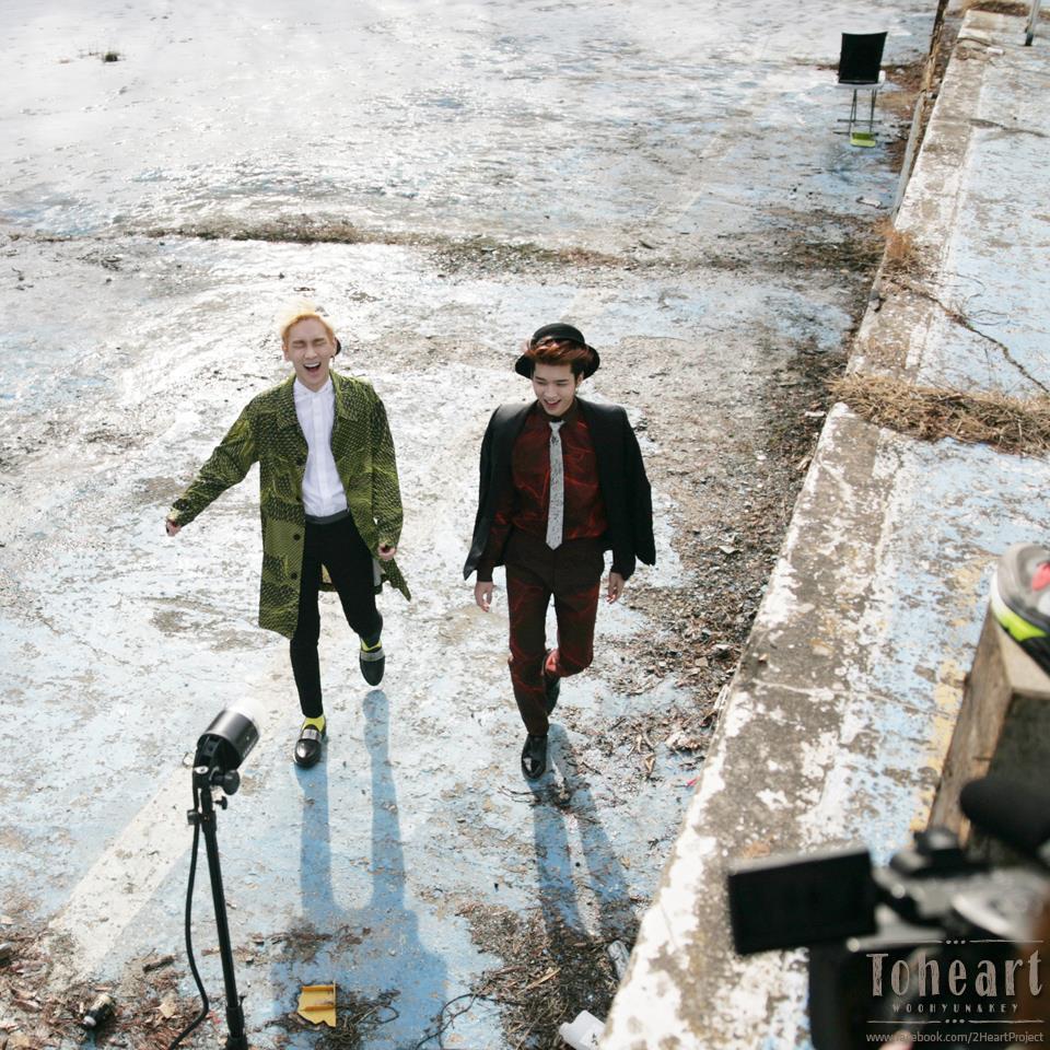 toheart album cover shoot 4
