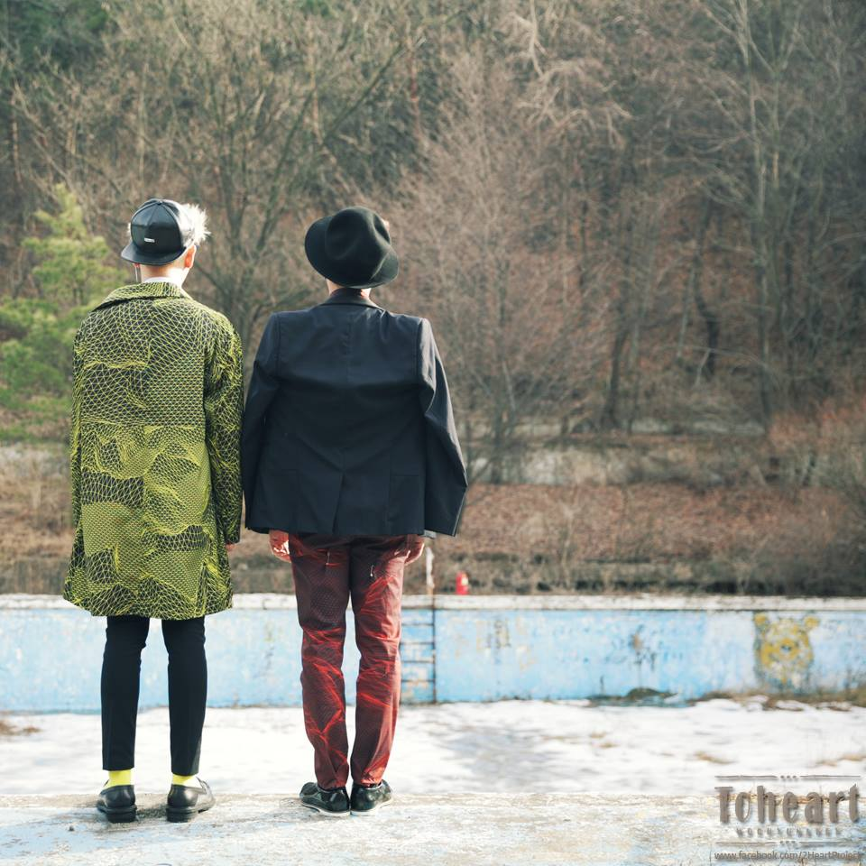 toheart album cover shoot 5