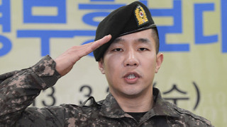 Sangchu in Military Service